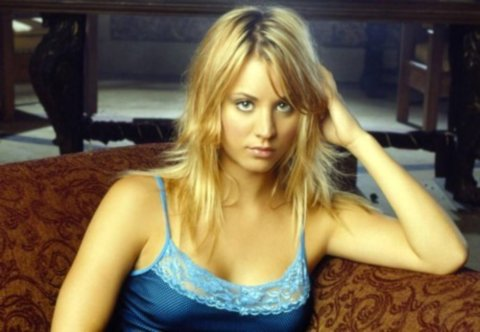 Kaley Cuoco - Penny from The Big Bang Theory