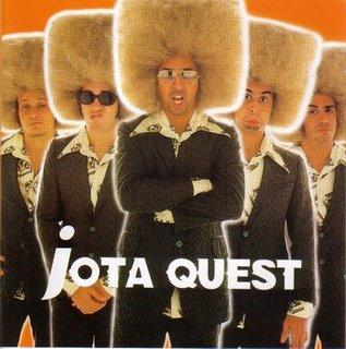 Jota Quest - Discotecagem Pop Variada